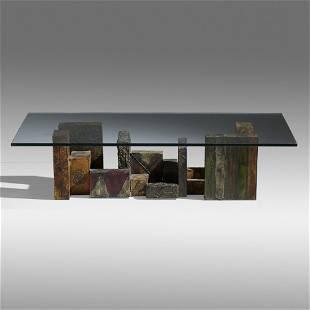 Paul Evans, Rare coffee table