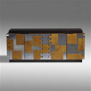 Paul Evans, Cityscape cabinet from the PE 400 series