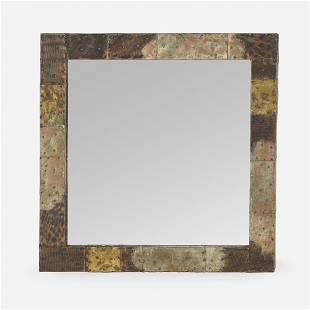 Paul Evans, Patchwork mirror, model PE-18