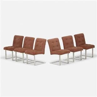 Directional, Collection 77 dining chairs, set of six