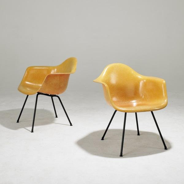1023: CHARLES AND RAY EAMES; HERMAN MILLER
