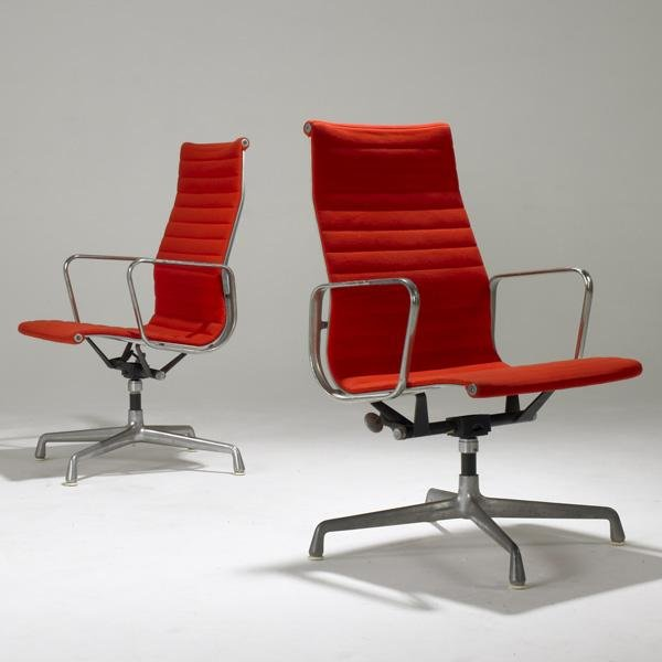 1024: CHARLES AND RAY EAMES; HERMAN MILLER