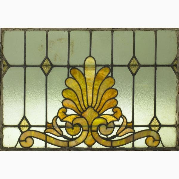 2: STAINED GLASS WINDOW