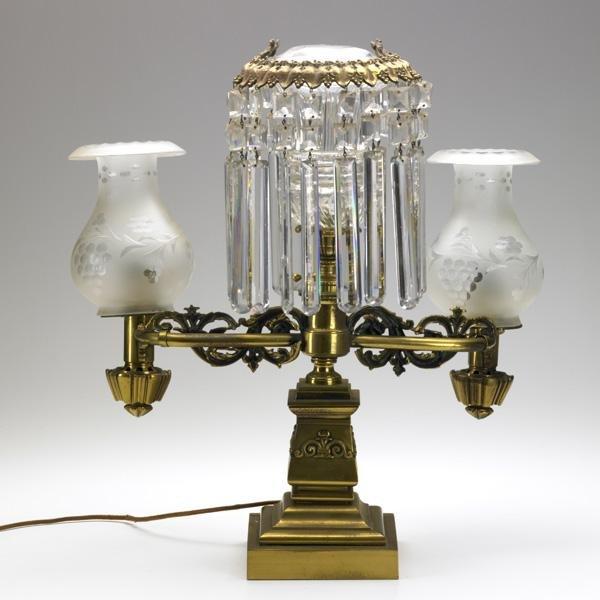 6: ARGAND LAMP