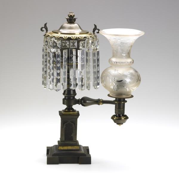 7: ARGAND LAMP