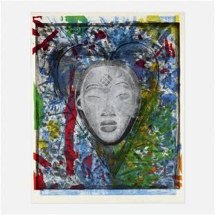 Jim Dine, The Mask