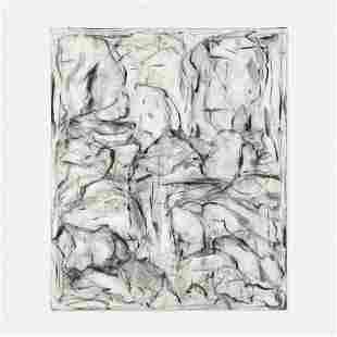 Bryan Hunt, Untitled (study for Albedo I)