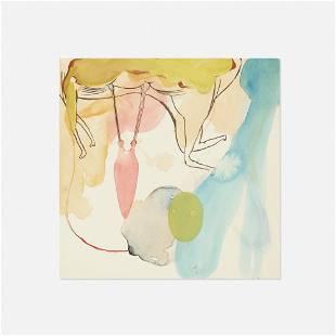Amy Sillman, Untitled