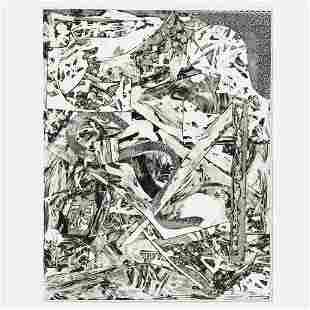 Frank Stella, Swan Engraving IV (from Swan Engravings)
