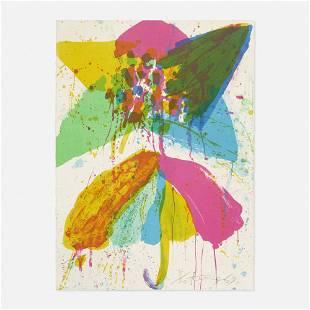 Walasse Ting, Star Umbrella