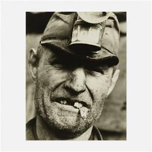 Jack Delano, Bootleg Coal Miner near Pottsville, PA