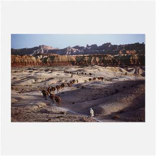 Steve McCurry, Camel Caravan, Southern Afghanistan