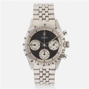 Rolex, 'Cosmograph Daytona Paul Newman' steel watch