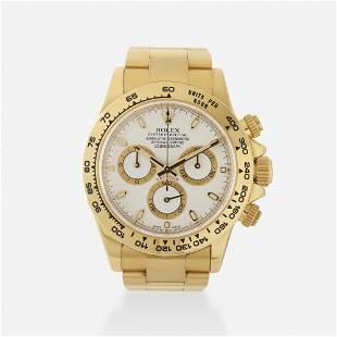 Rolex, 'Daytona Cosomograph' watch, Ref. 116508