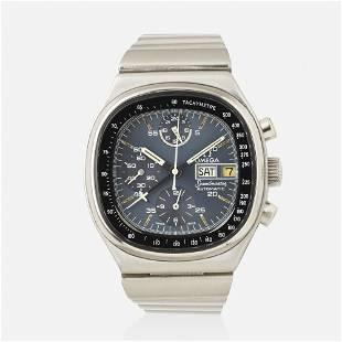 Omega, 'Speedmaster TV' chronograph watch