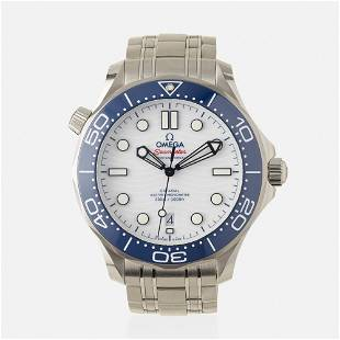Omega, 'Seamaster Diver 300M Tokyo 2020' watch