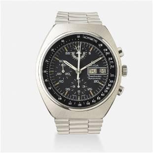 Omega, 'Speedmaster' chronograph watch