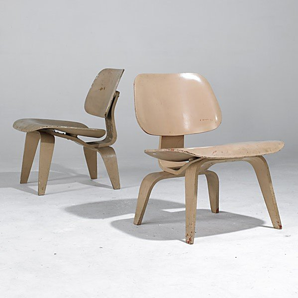 714: CHARLES AND RAY EAMES / HERMAN MILLER