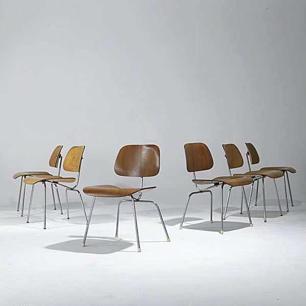 716: CHARLES AND RAY EAMES / HERMAN MILLER