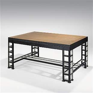 6: JOSEF URBAN; THONET; Dining table