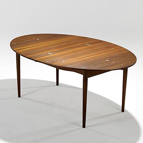618: FINN JUHL; NIELS VODDER; Judas dining table