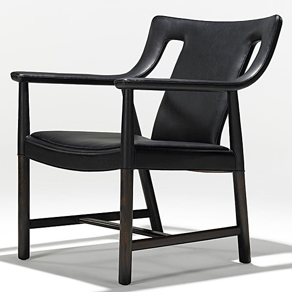 623: MADSEN and LARSEN; WILLY BECK; Lounge chair