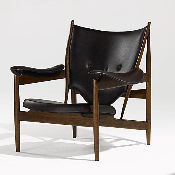 1012: FINN JUHL; BAKER; Chieftain lounge chair