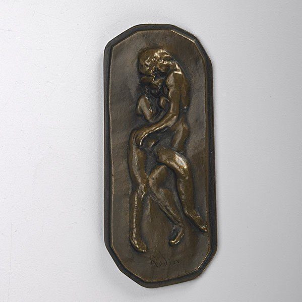 9: Auguste Rodin (French, 1840-1917) Protection
