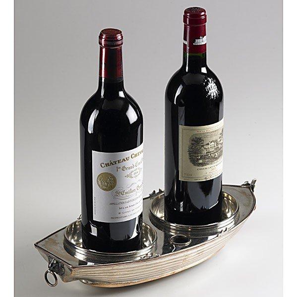2: DOUBLE WINE TROLLEY