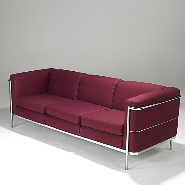 4: STYLE OF LE CORBUSIER/JACK CARTWRIGHT