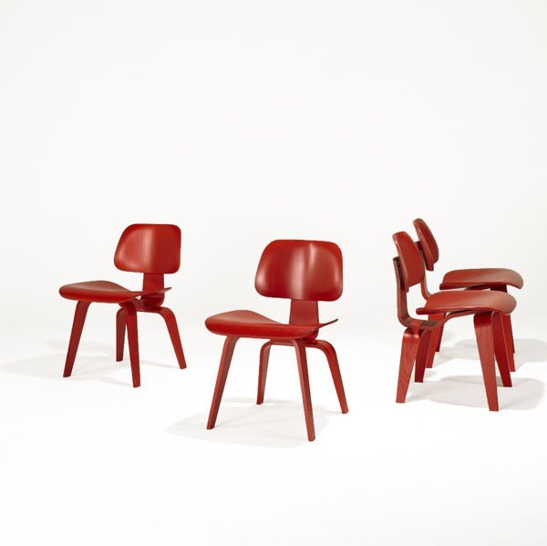 1017: CHARLES & RAY EAMES / HERMAN MILLER