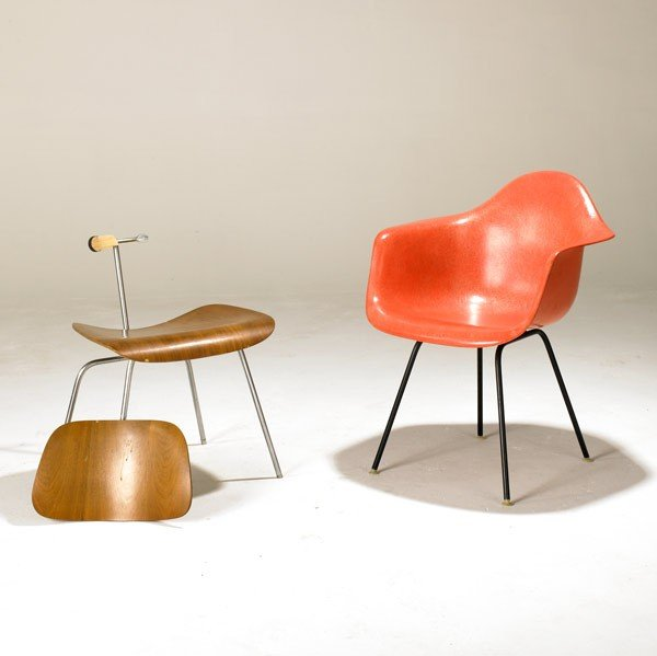 1022: CHARLES & RAY EAMES / HERMAN MILLER