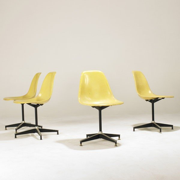 1023: CHARLES AND RAY EAMES / HERMAN MILLER