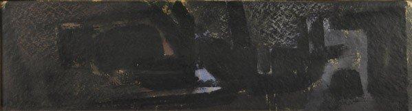 585: Theodoros Stamos (Greek/American, 1922-1997) Untit