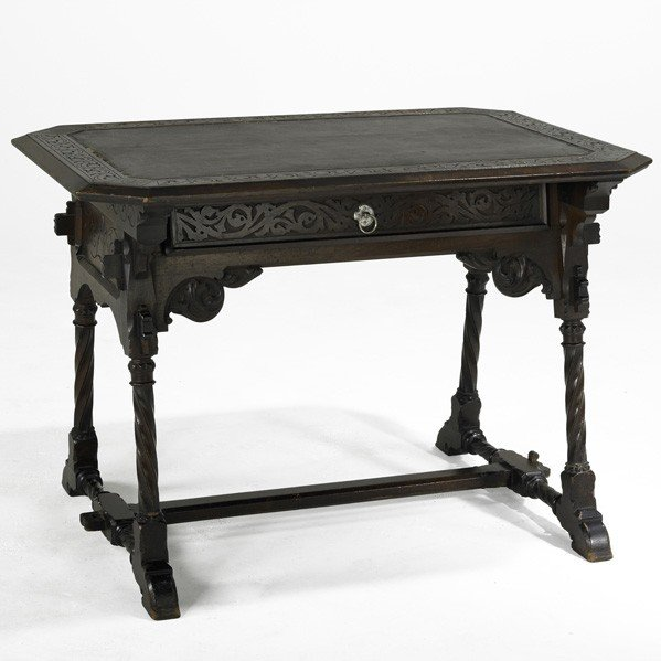 5: KIMBEL & CABUS; library table