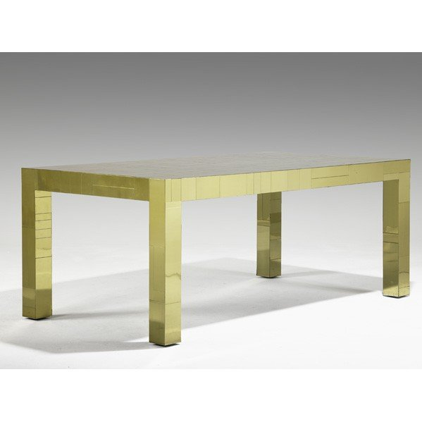 1011: PAUL EVANS; DIRECTIONAL; Dining table