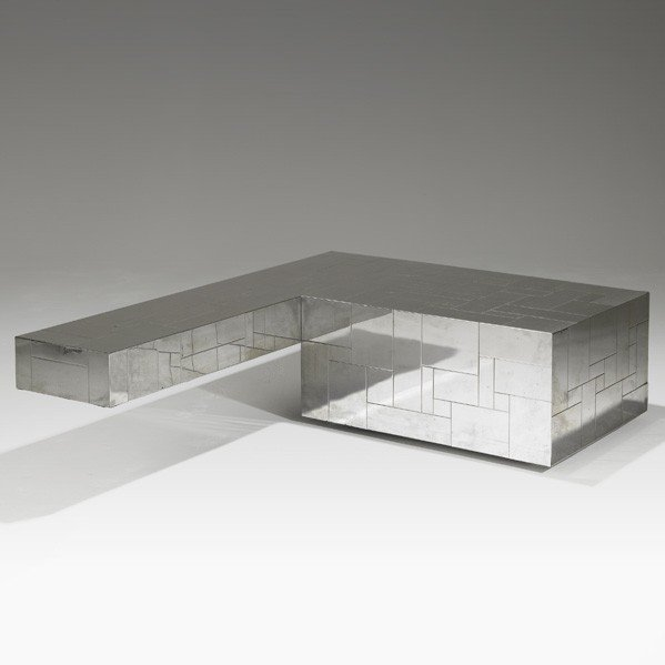1013A: PAUL EVANS; DIRECTIONAL; Coffee table