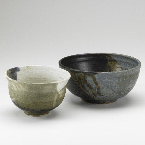 619: TOSHIKO TAKAEZU; Two bowls