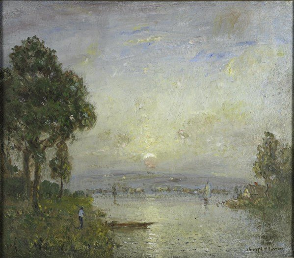 6: Joseph Henry Boston (American, 1860-1954) Untitled