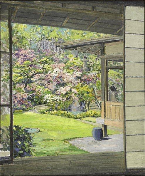 9: Arrah Lee Gaul (American, 1883-1980) Untitled