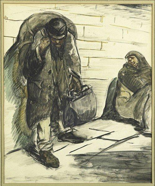 11: Maximilian (Maxo) Vanka (Croatian/American, 1889-1