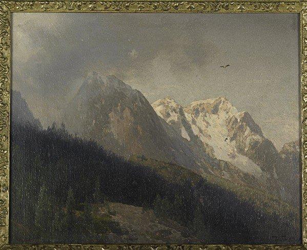 15: Hermann Ottomar Herzog (American/German, 1832-1932