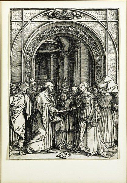 18: Albrecht Durer (German, 1471-1528) The Betrothal o