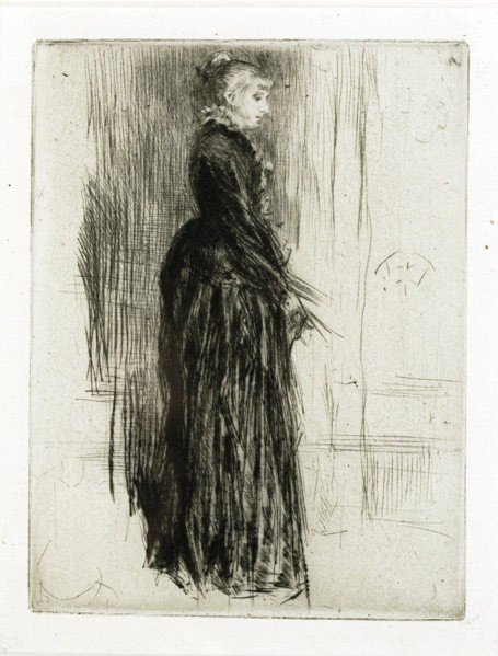 22: James Abbot McNeill Whistler (American, 1834-1903)