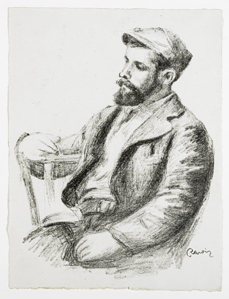 24: Pierre-Auguste Renoir (French, 1841-1919) Louis Va