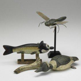 518: FISH DECOYS