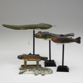 520: FISH DECOYS