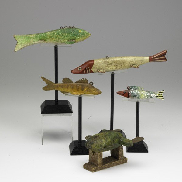522: FISH DECOYS