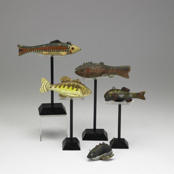 523: FISH DECOYS