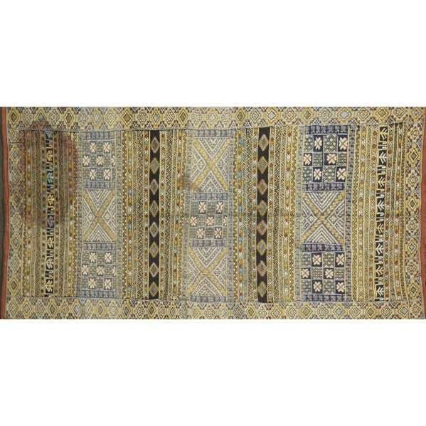 308: ABSTRACT DESIGN AREA RUG
